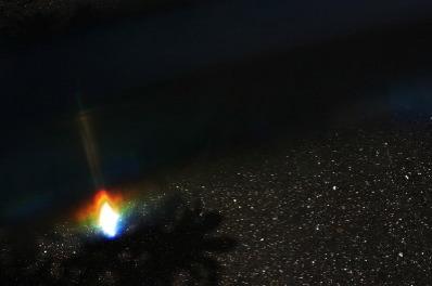 ひとときの虹