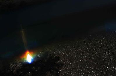 手のなかの虹
